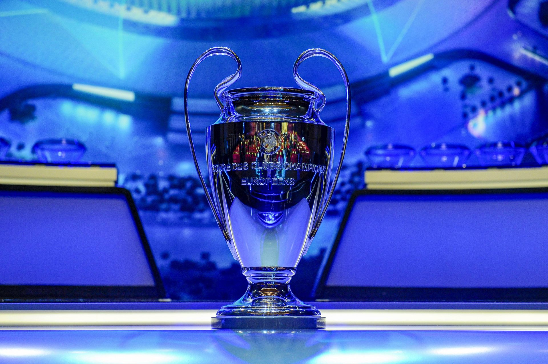 the draw for the Champions League