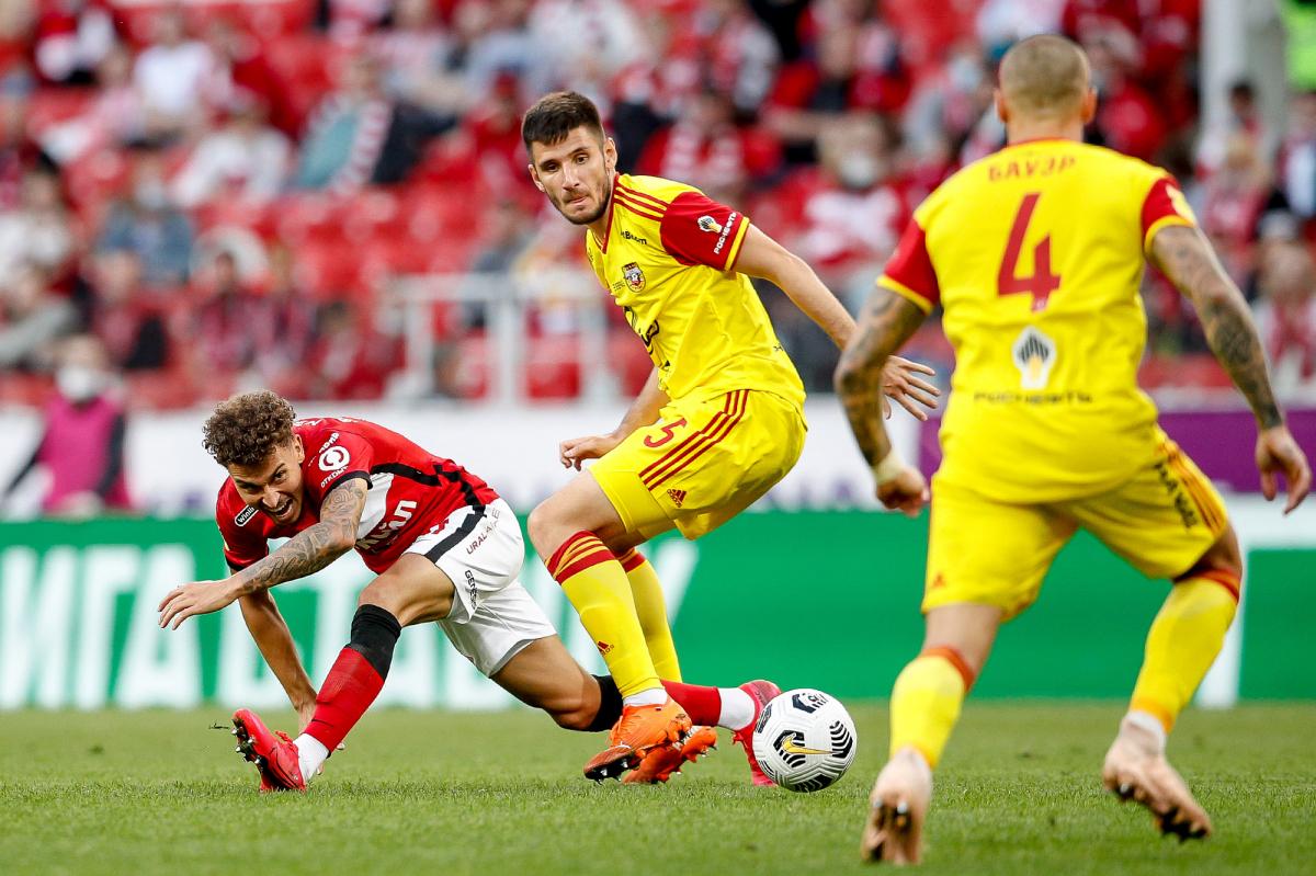 Spartak_Arsenal