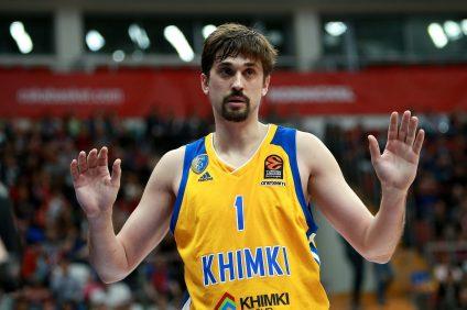 Alexey Shved BC Khimki