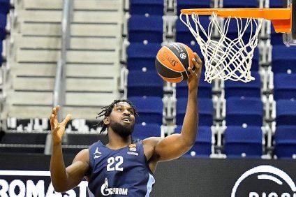 Basketball EuroLeague Zenit