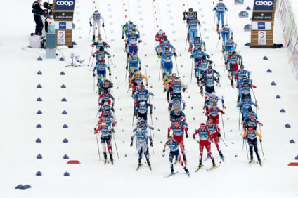 скиатлон оберстдорф