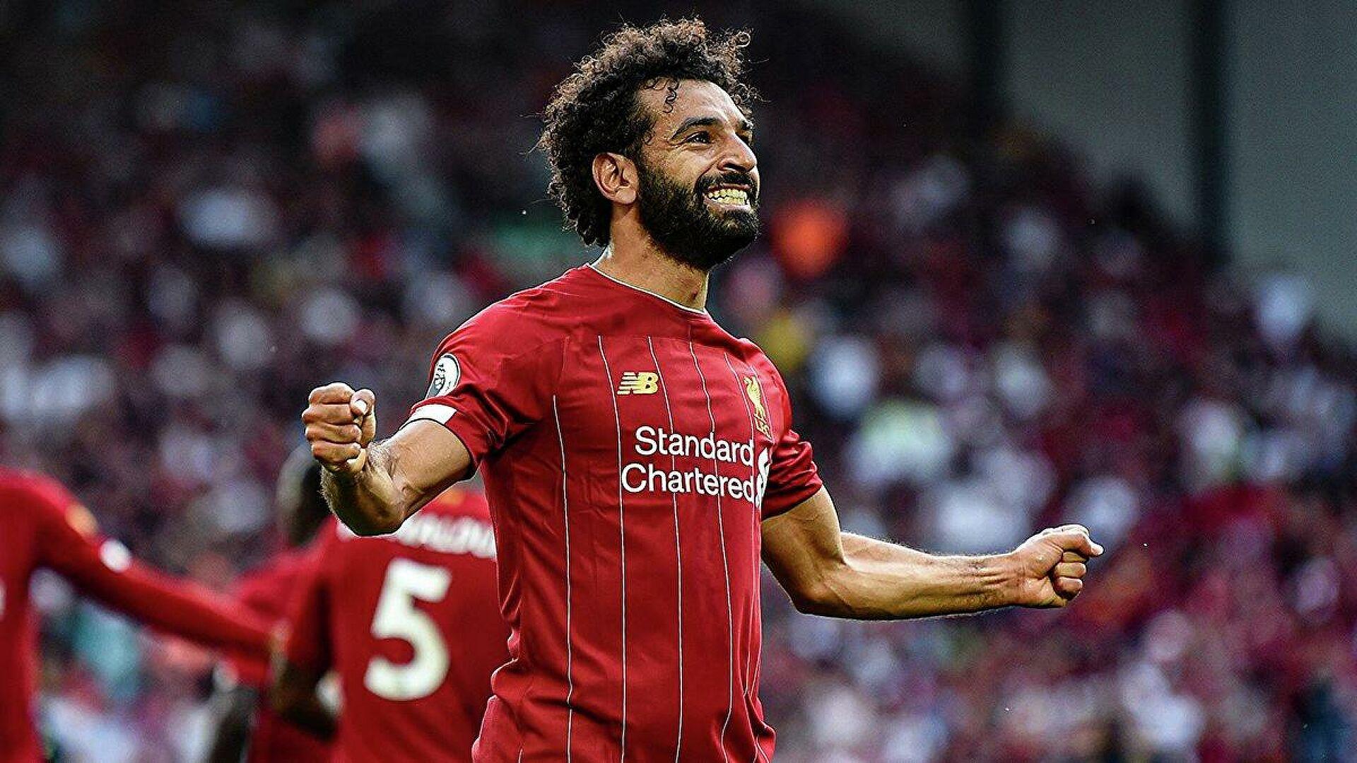 Мохамед Салах: Быстрее всех забить 100 мячей за «Ливерпуль» в АПЛ – это нечто особенное