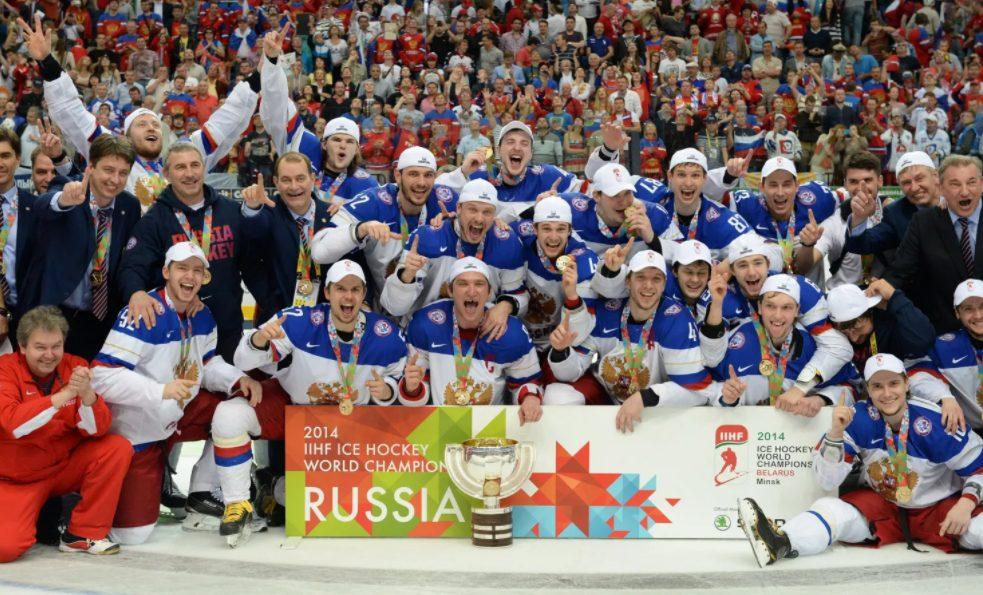 россия чм-2014