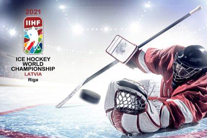 ЧМ хоккей 2021