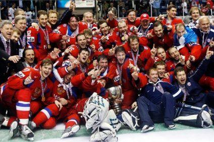 Россия чемпион 2008