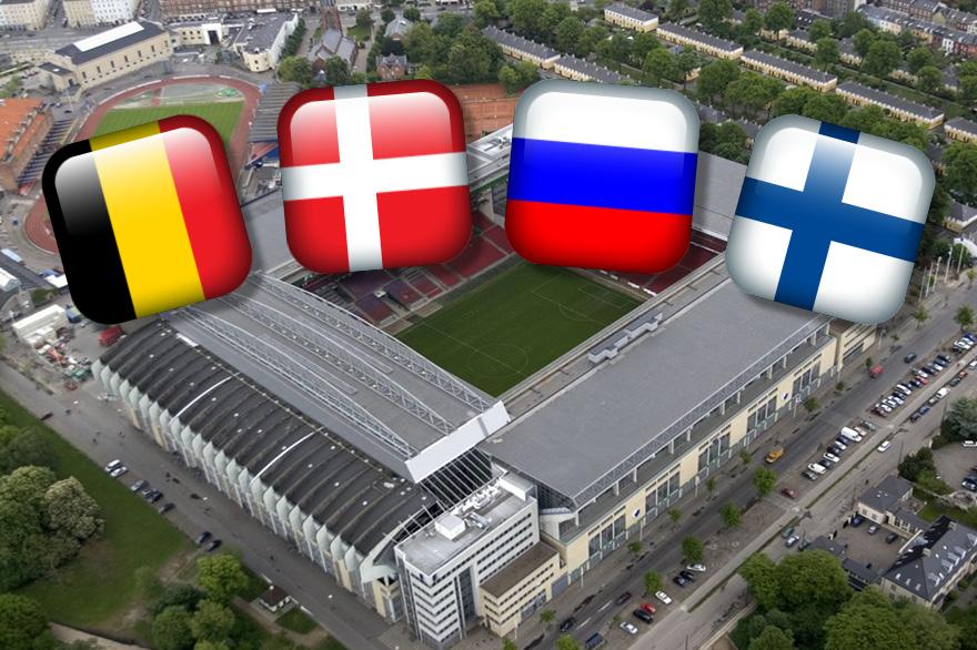 Группа В Евро-2020