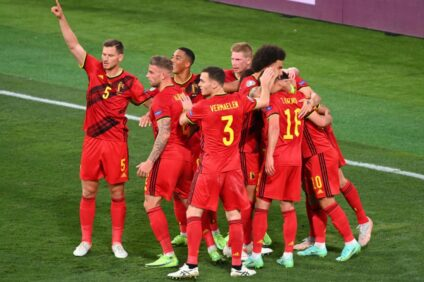 Бельгия Португалия