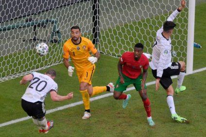 Германия Португалия Евро