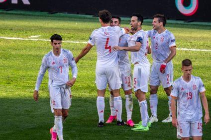 Испания Хорватия Евро