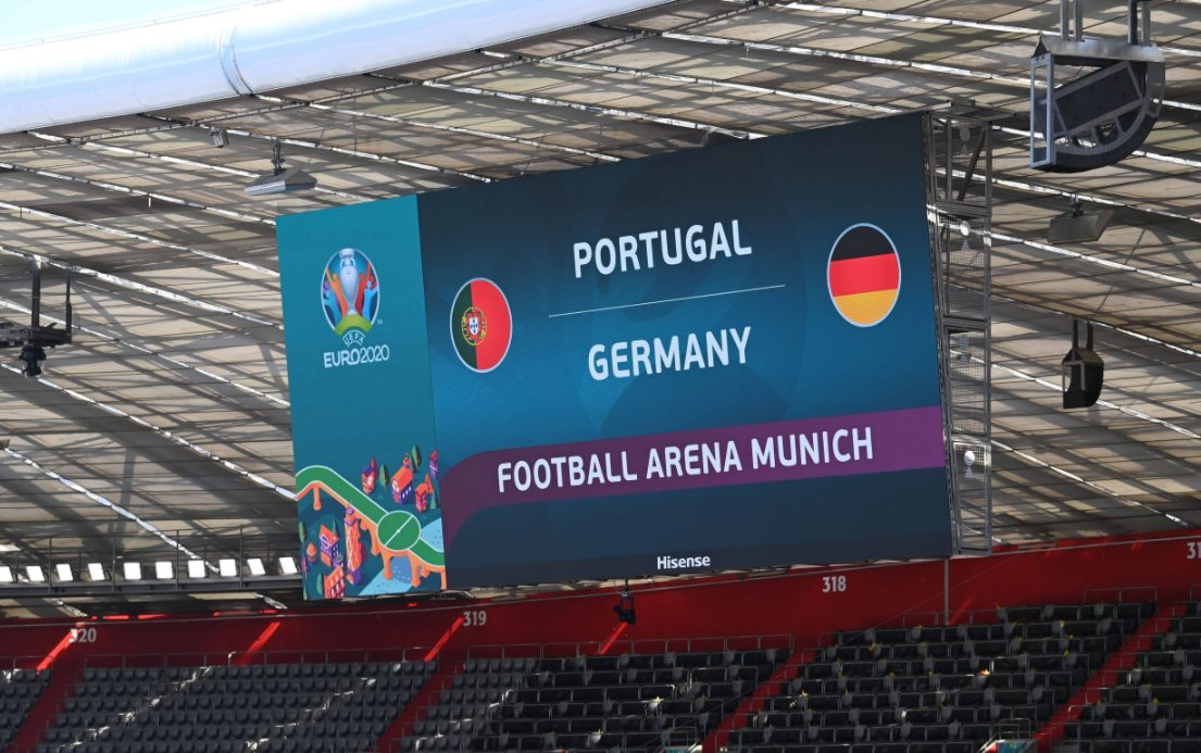 Португалия Германия Евро