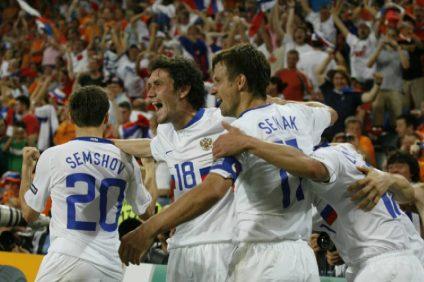 Россия Евро-2008