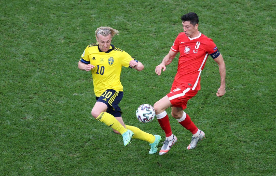 Швеция Польша