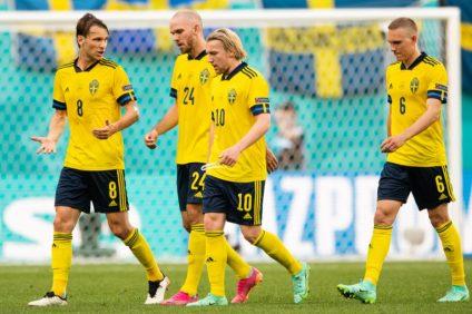 Швеция Словакия