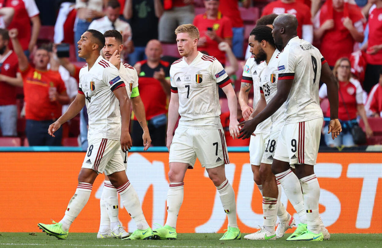 Бельгия Евро