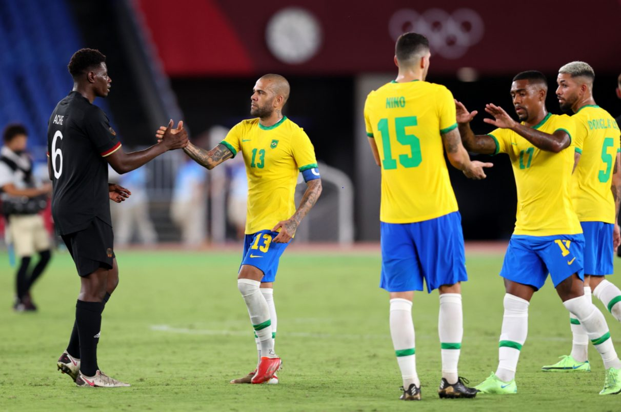 Бразилия Олимпиада