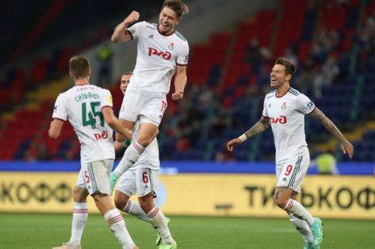 Локомотив ЦСКА