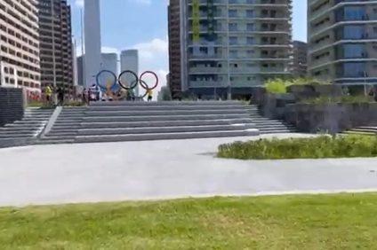 Волейбол Олимпийская деревня