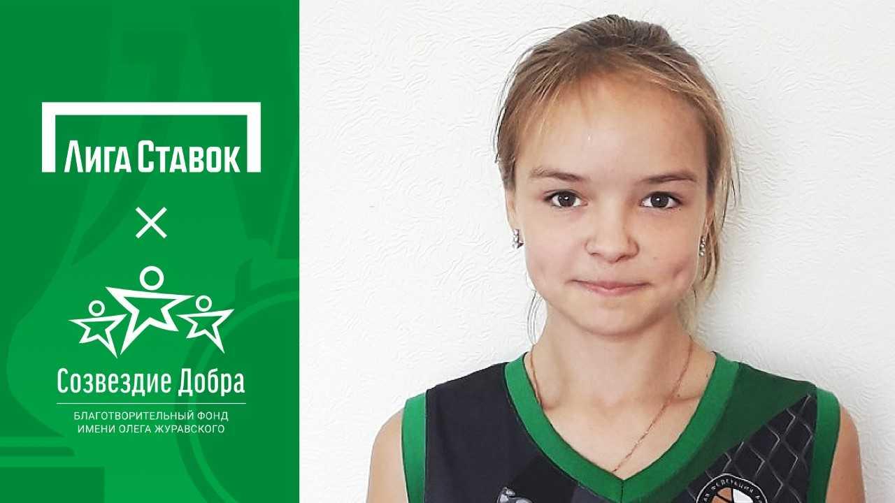 Ангелина Кравченко