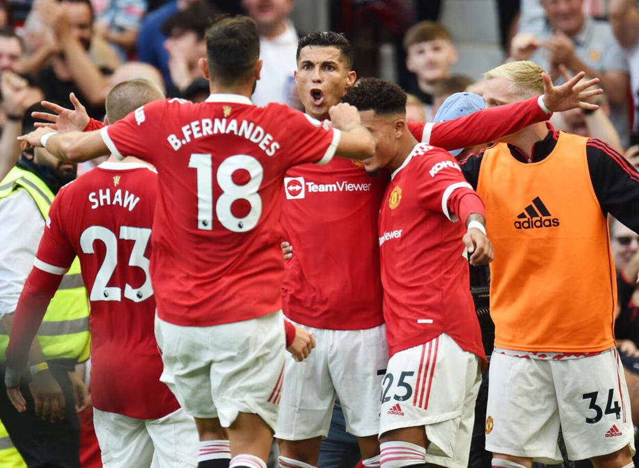 Манчестер юнайтед сборная европпы составы