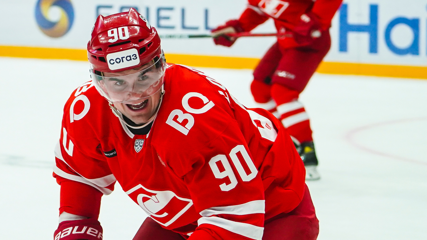 «Спартак» в овертайме одержал победу над минским «Динамо» в матче КХЛ